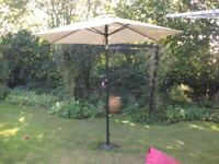 GARDEN BRLLY WITH STAND