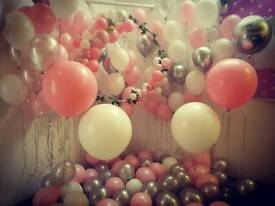 Balloons party wedding decoration event planner
