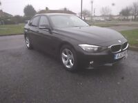 BMW 320D EFFICIENCT DYNAMICS 2012