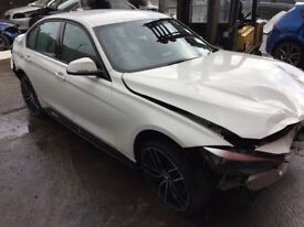 Bmw 320D M-Sport F30 2015 for parts!