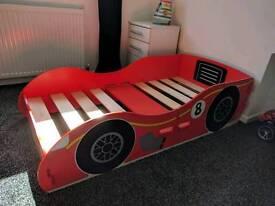 Kidsaw Toddler Racing Car Bed