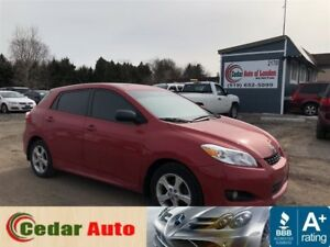 2013 Toyota Matrix Moon Roof - Managers Special.