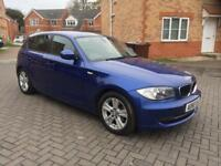 2011 BMW 1 SERIES SPECIAL 2.0 DIESEL EDITION MOT 12 MONTH , SERVICE HISTORY, CROUIS, LOW MILEAGE