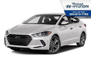 2017 Hyundai Elantra Ultimate