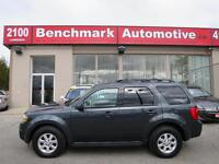 2010 Mazda Tribute GRAND TOURING-V6 4WD-LEATHER-ROOF-1 OWNER-CDN