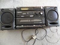 CD/Twin Cassette Ghetto Baster