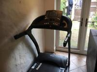 Treadmill for sale due to being let down back up for sale
