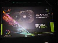 Asus STRIX gtx 1050ti 4gb nvidia graphics card