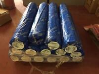 Polythene roll damp proof membrane (DPM) 1000g 250 mu 25m x 4m £20 each