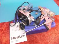 POWERBASE Router, never used. Excellent value.