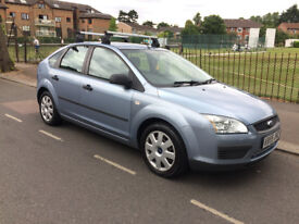 FORD FOCUS 1.6 LX AUTOMATIC, VGC, FSH, 5DRS, 2006.