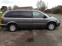 2006 Chrysler Grand Voyager 2.8l Automatic