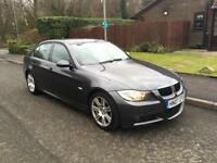 2007 BMW 318d M SPORT 6 speed manual , ✅ genuine . Long not tax. 320d 330d . Great car