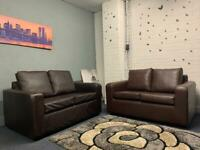 Leather sofa Delivery 🚚 sofa suite couch furniture