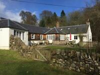 3 bedroom house in Mill of Fyall Cottage, Aylth, Blairgowrie