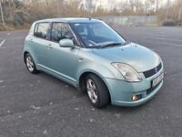 2007 SUZUKI SWIFT 1.3 DIESEL M,O,T JUNE FULL SERVICE HISTORY