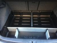 Genuine VW Golf Luggage Compartment Tray