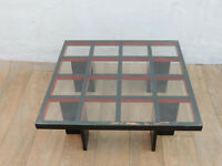 Square centrepiece coffee table (Delivery)