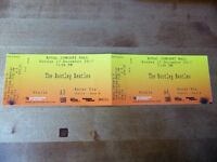 TWO FRONT ROW SEATS - THE BOOTLEG BEATLES - 17 DECEMBER - NOTTINGHAM