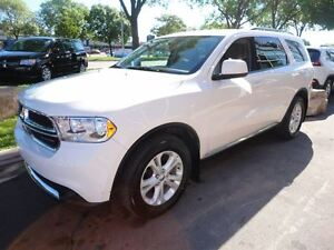2012 Dodge Durango SXT*PARK ASSIST*CAMERA*TOW PKG*
