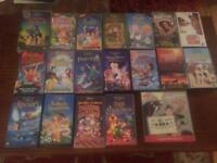 VHS video tapes children's open to offers free