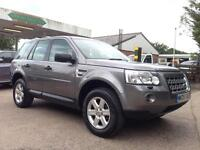 Land Rover Freelander 2.2 Td4 GS 5dr (grey) 2009