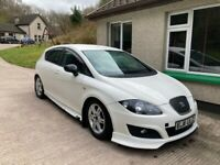 Seat Leon 2011 1.6 diesel £0 road tax