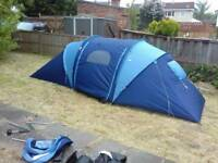 Tent 6 birth
