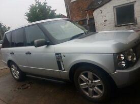 Range Rover Vouge TD6