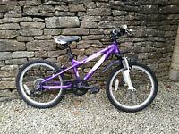 Carrera Luna 16'' - girls mountain bike