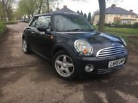 Mini Cooper 2006 low millig hpi clear double sun roof