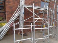 youngman boss aluminium scaffolding tower