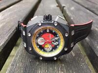 Audemars piguet grand prix watch
