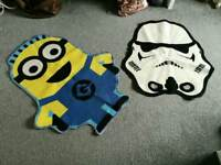 Novelty Children's bedroom mats
