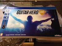 Guitar hero live ps4 brand new