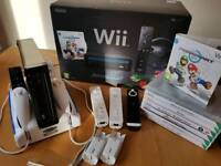 Nintendo Wii Mario Kart edition