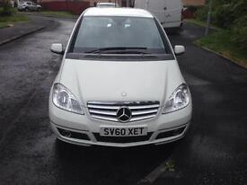 Mercedes A Class, white, Auto Immaculate