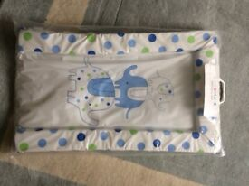 Baby changing mat - brand new in packet