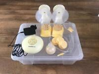 PRICE REDUCED Medela Swing Maxi Double Electric Breast Pump
