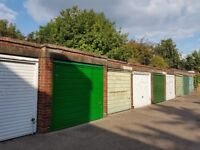 secure lock up garage to let in n12 near 2 stations