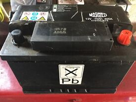 vehicle battery 70 ah