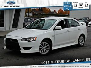 2011 Mitsubishi Lancer **SE*BLUETOOTH*CRUISE*A/C**