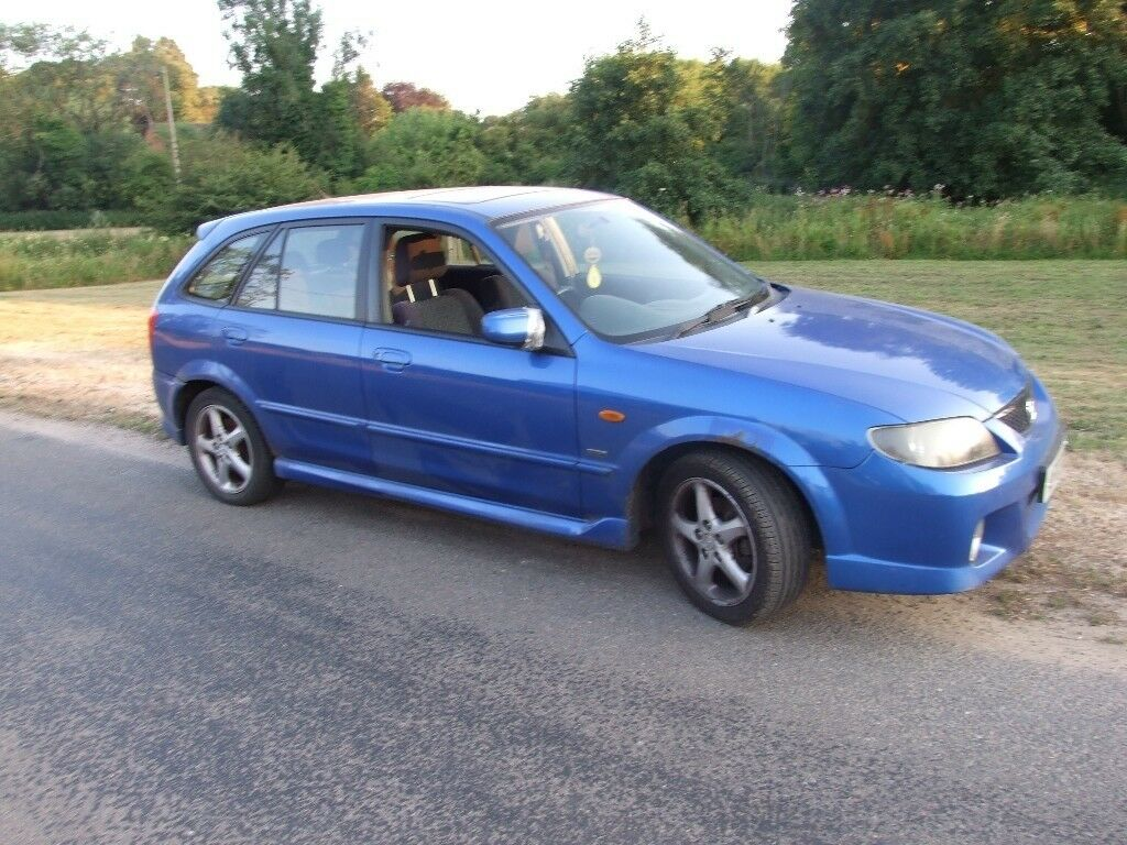 Mazda 323 F Sport 2.0 ltr...............SPARES OR REPAIR....Needs new  Alternator | in Norwich, Norfolk | Gumtree