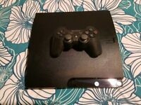 PS3 Slim with Custom Firmware £75 No Offers Immediate Pickup