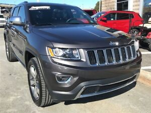 2016 Jeep Grand Cherokee LIMITED/LOADED/LEATHER