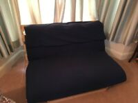 IKEA FUTON SOFA BED IN EXCELLENT CONDITION