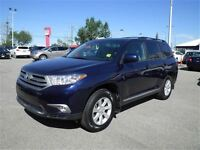 2013 Toyota Highlander 7 Seater|4wd|One Owner