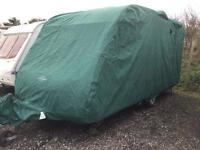 Breathable Caravan cover for Swift 480SE