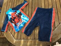 Spiderman Swimwear 2-3yrs