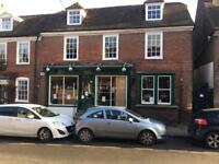 Shop to let, short casual lease available, ready immediately lenham Kent